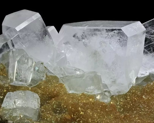 重晶石矿评估